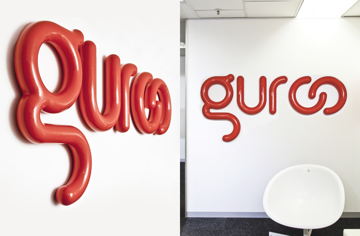 Guroo_Signage